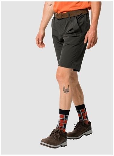 Jack Wolfskin Jack Wolfskin 1504741 Desert Valley Shorts Men Şort Siyah